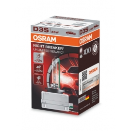 D3S Osram Night Breaker Unlimited Xenarc +70% TOP